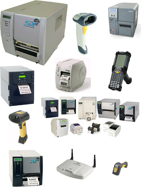 Bar Code Equipment